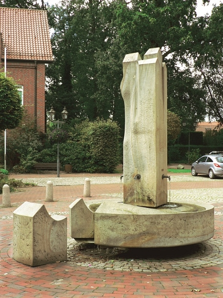 1Brunnen © Gemeinde Lindern (Oldenburg)